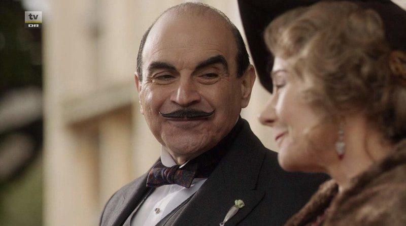 """'Poirot parece ser mais popular com as mulheres. Nunca entendi o porquê!"""", diz David Suchet"""