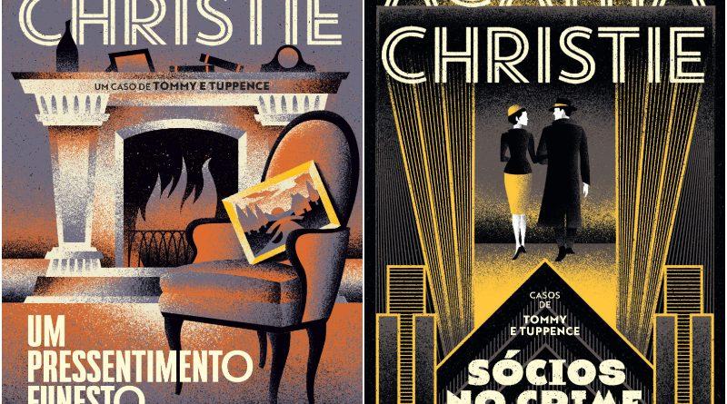 Globo Livros lança novas edições de clássicos de Agatha Christie