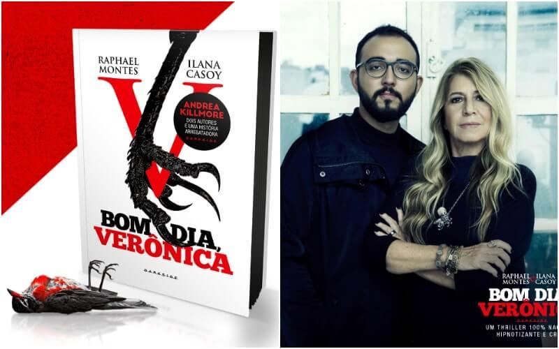 """Nova edição de """"Bom dia, Verônica?"""" revela identidade dos autores; veja fotos"""