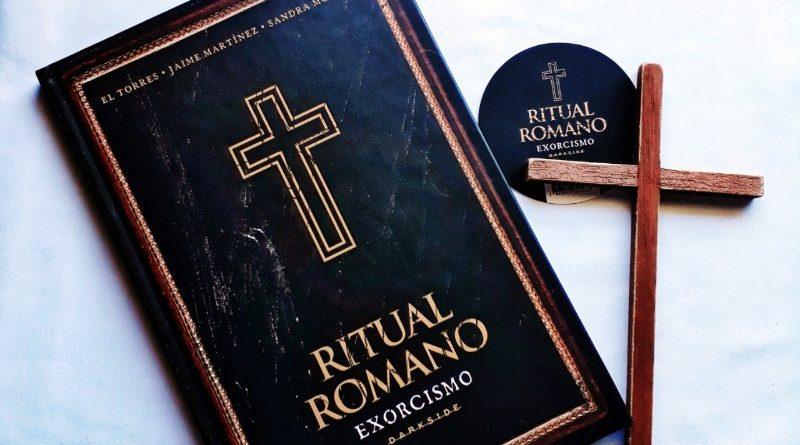 Ritual Romano segue a bíblia dos exorcistas