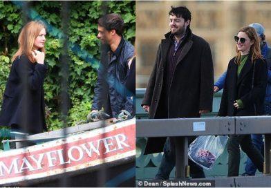 Divulgadas primeiras imagens da série Branco Letal, de JK Rowling