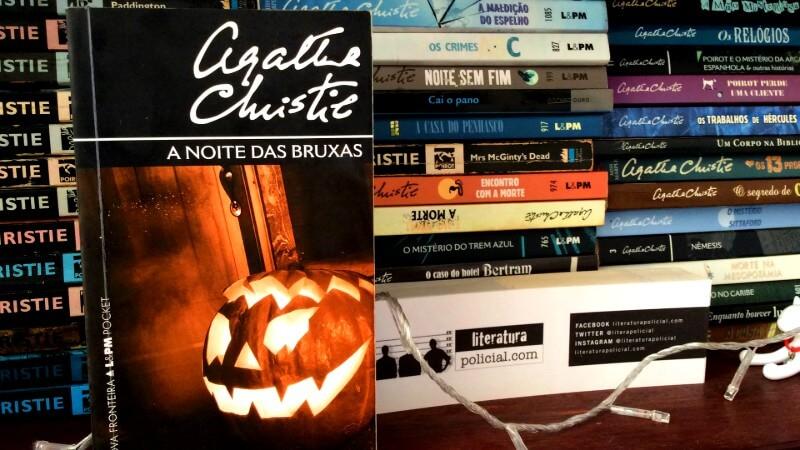 A NOITE DAS BRUXAS | Poirot investiga um crime no Halloween