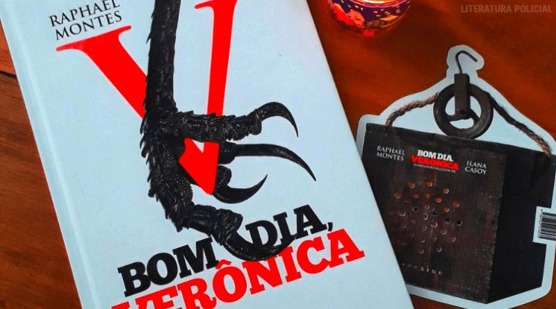 SORTEIO | Concorra a 1 exemplar de Bom Dia, Verônica, thriller de Ilana Casoy e Raphael Montes
