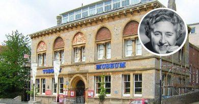 Museu na Inglaterra assombrado pelo fantasma de Agatha Christie? Veja a imagem