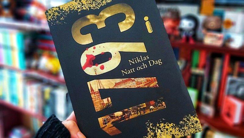 1793 | Um thriller histórico, uma investigação em Estocolmo