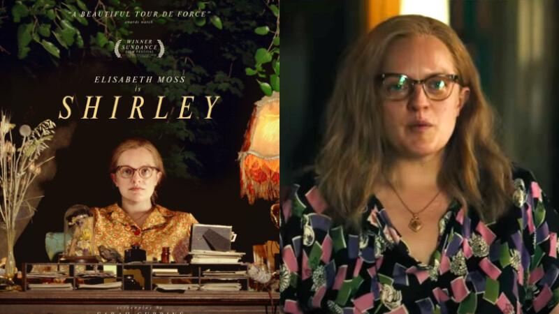 Divulgado trailer e pôster de Shirley, filme sobre a escritora Shirley Jackson