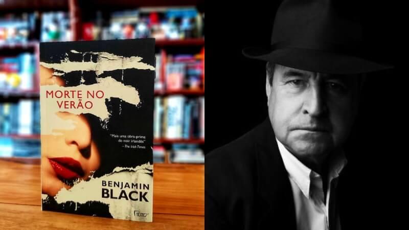"""Benjamin Black mostra o que é escrever bem em """"Morte no Verão"""""""