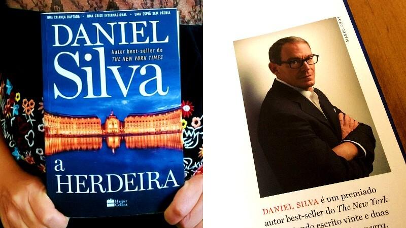 A herdeira, de Daniel Silva: alta espionagem e intrigas internacionais