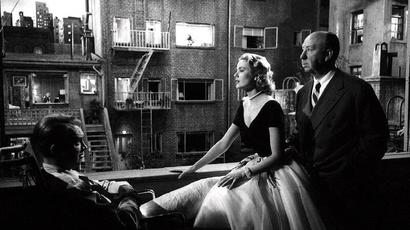 JANELA INDISCRETA   7 curiosidades sobre o clássico de Hitchcock