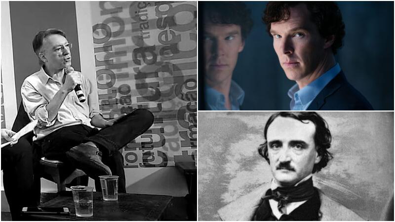 Braulio Tavares fala sobre literatura policial, Poe e Sherlock