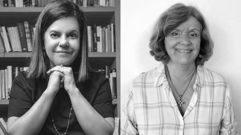Flipoços tem mesa sobre literatura noir com Patrícia Melo e Vera Carvalho